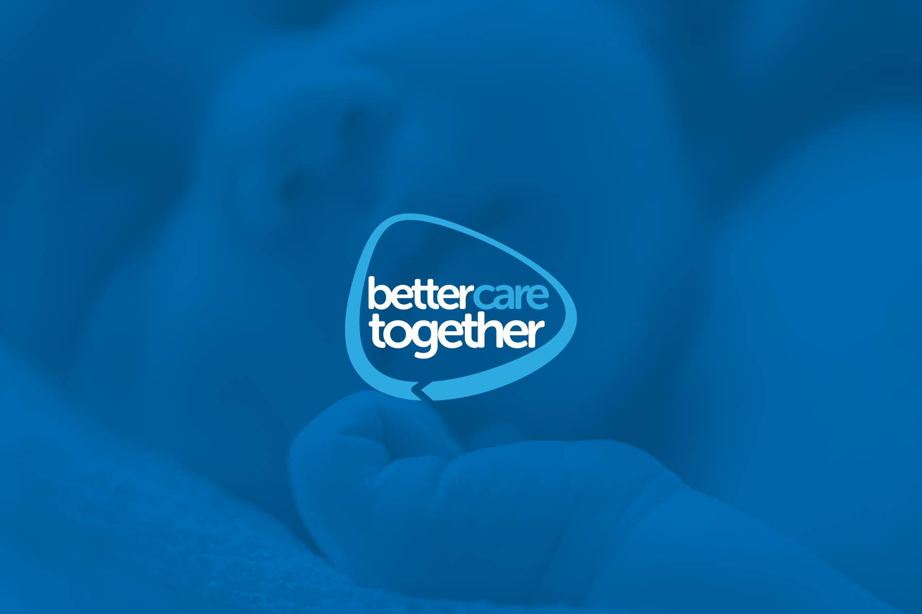 Better Care Together Logo Design